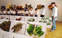 小海町高原美術館にて展示