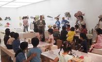 横浜市民ギャラリーあざみ野にて展示